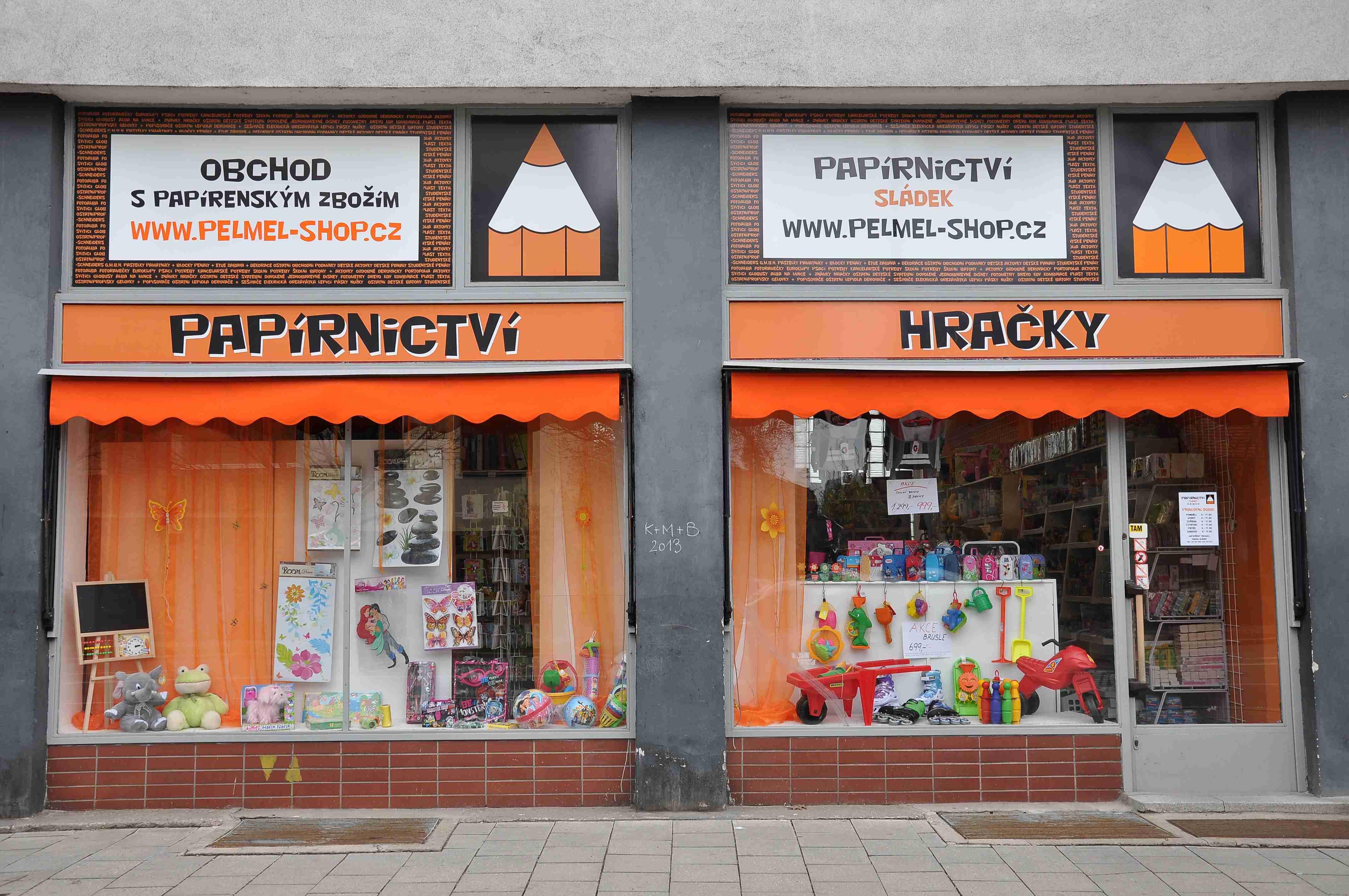 Papírnictví Hradec Králové