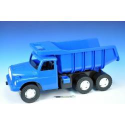 Auto Tatra 148 plast 73cm v krabici - modrá
