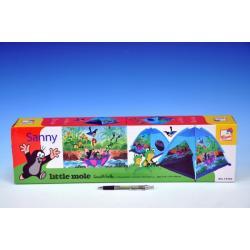 Stan Krtek 112x112x94cm polyester v krabici