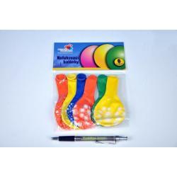 Balonek/Balonky nafukovací 11