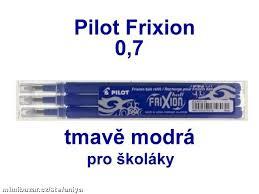 NÁPLŇ DO PILOT FRIXION 0,7 MM POINT MODRÁ