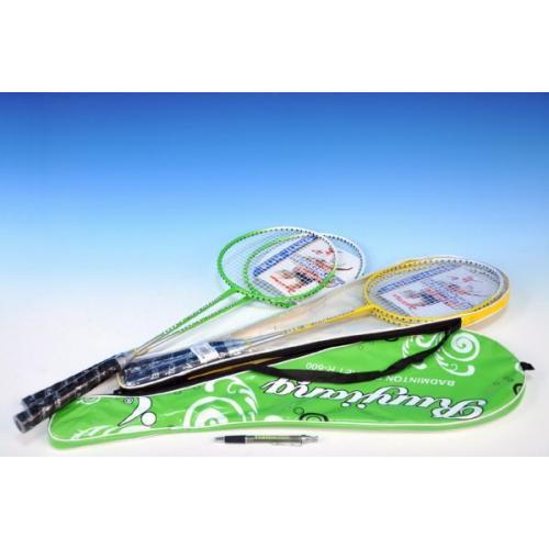 Badmintonová souprava DE LUXE kov