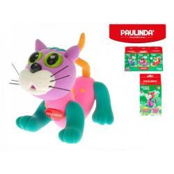 Tvořivá hmota/modelína Paulinda Sweet cat 28g+8g s doplňky asst 6 druhů v krabici 12ks v boxu