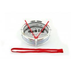 Bubínek plast 22x7cm s popruhem a paličkami v sáčku