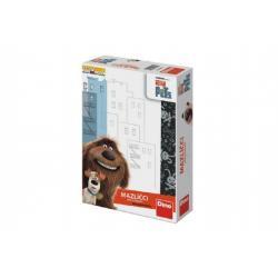 Tajný život mazlíčků společenská hra v krabici 20x30x6cm