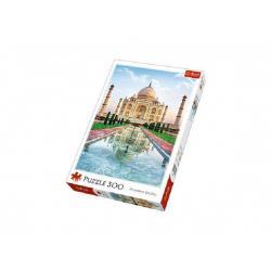 Puzzle Taj Mahal 500 dílků 34x48cm v krabici 26,5x39,5x4,5cm