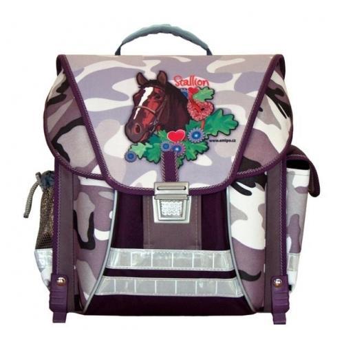 Školní batoh Stallion Emipo