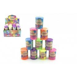 Sliz - hmota hopík 4x6cm 16ml asst 6 barev 24ks v boxu