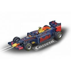 Auto Carrera GO!!! formule Red Bull F1 M.Verstappen 12cm na kartě