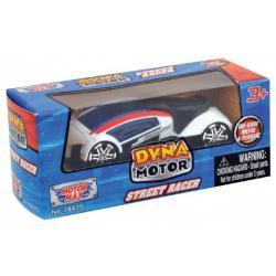 Auto kov plast 7cm asst 8 druhů v krabičce