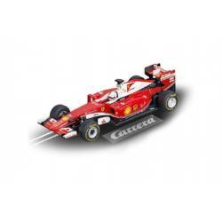 Auto Carrera GO!!! formule Ferrari F1 S. Vettel 12cm na kartě