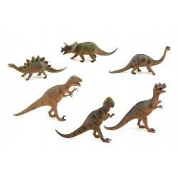 Dinosaurus plast 47cm asst 6 druhů v boxu