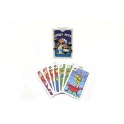 Černý Petr Pojď s námi do pohádky společenská hra - karty v papírové krabičce 6x9x1,5cm