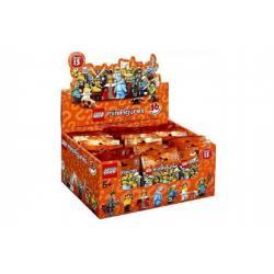 LEGO® 71011 Minifigurky - 15. série originální plast v sáčku 9x11cm 60ks v boxu
