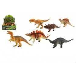 Dinosaurus plast 14cm asst 12ks v boxu
