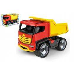 Auto sklápěč Giga Trucks Titan plast 47cm v krabici