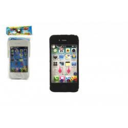 Vodní hra hlavolam mobil plast 11cm asst 2 barvy v sáčku