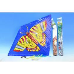 Drak plast 110x72cm asst 3 druhy v sáčku