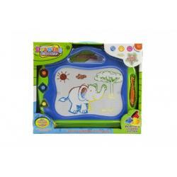 Magnetická tabulka kreslící plast v krabici 40x34x4cm