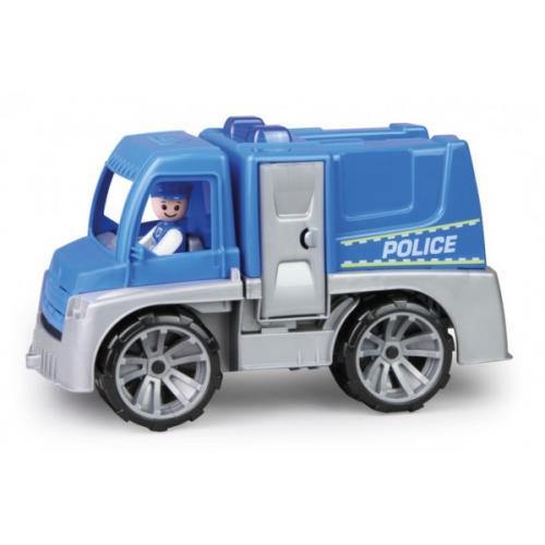 Auto Truxx Policie s figurkou plast 29cm 24m+