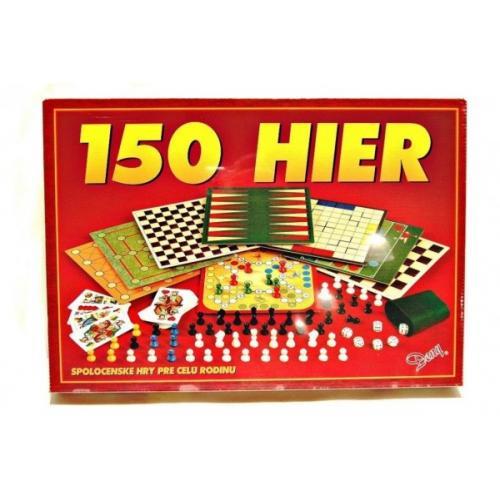 150 hier verze SK společenská hra v krabici 42x29,5x6cm