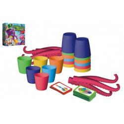 Octopus Party společenská hra v krabici 26x26x8cm