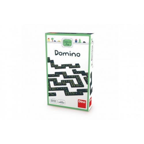 Domino cestovní hra v krabičce 11,5x18x3,5cm
