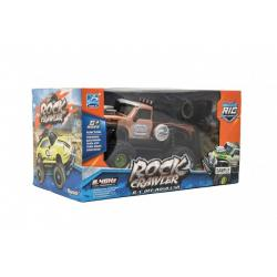Auto RC Off-Road plast 25cm na baterie 2,4GHz v krabici 36x19x20cm