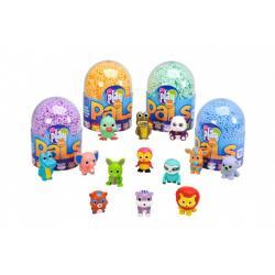 PlayFoam Modelína/Plastelína kuličková mix barev v plastové krabičce 6,5x9cm 12ks v boxu