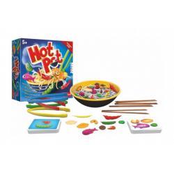 Hot Pot - Chyť je všechny tak rychle, jak dokážeš! společenská hra v krabici 26x26x8cm
