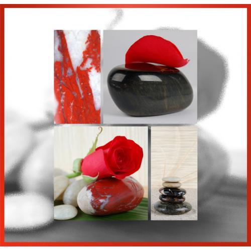 Fotoalbum DBLP-30 Art 1 červené