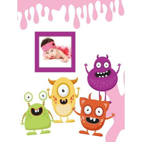 Fotoalbum B-46300/2SB Spookies 2 růžové