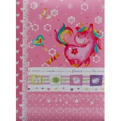 Fotoalbum B-46100/2SB Unicorn 2 růžové