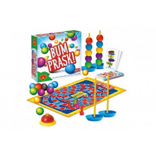 Bum, prásk společenská hra v krabici 24x25x6cm
