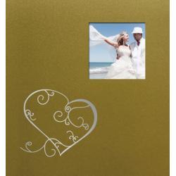 Fotoalbum KD-46200W Love 2 olivové