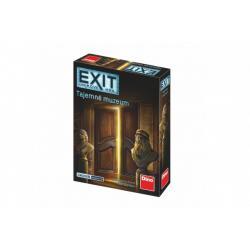 Úniková hra: Tajemné muzeum společenská hra v krabičce 13x18x4cm