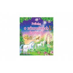 Kniha Príbehy o zázračných koňoch SK verzia 22x25cm