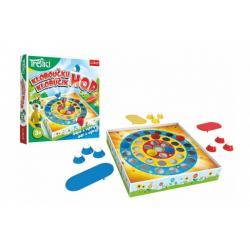 Kloboučku hop! Rodina Treflíků společenská hra v krabici 26x26x4cm