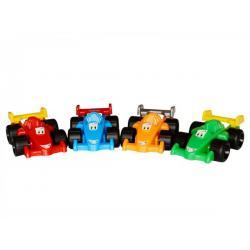 Formule plast 21x13cm 2 barvy na volný chod 12m+