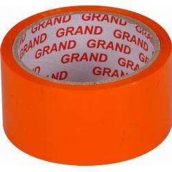 Páska lepicí 48 mm x 50 m barevná oranžová