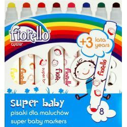 Popisovač GR-F165 Super Baby 8 barev