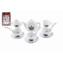 Kávová/Čajová sada nádobí plast v krabici 16x25x4cm