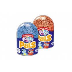 PlayFoam® PALS Modelína/Plastelína kuličková Kámoši 6 barev v pl. krabičce 9x6,5cm 6ks v boxu