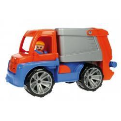 Auto Truxx popelář s figurkou plast 29cm 24m+