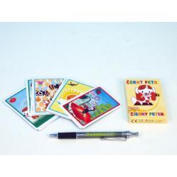 Černý Petr Štěňátko společenská hra - karty v papírové krabičce