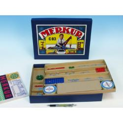 Stavebnice MERKUR Classic C03 141 modelů v krabici 35,5x27,5x5cm