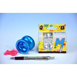 Jojo T6 - Rainbow 5x4cm hliník/kov s ložiskem asst 3 barvy v krabičce