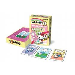 Didaco Barvy Hello Kitty vzdělávací karty v krabičce 10x15x3cm